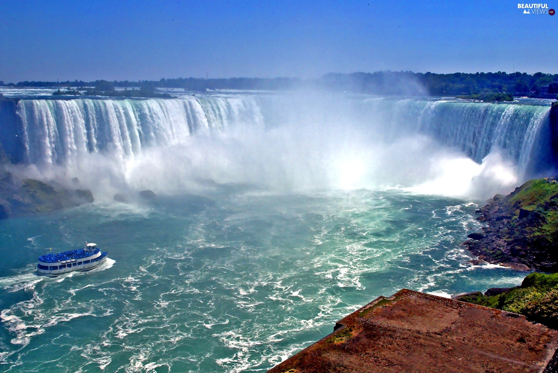 Niagara Falls bus tour