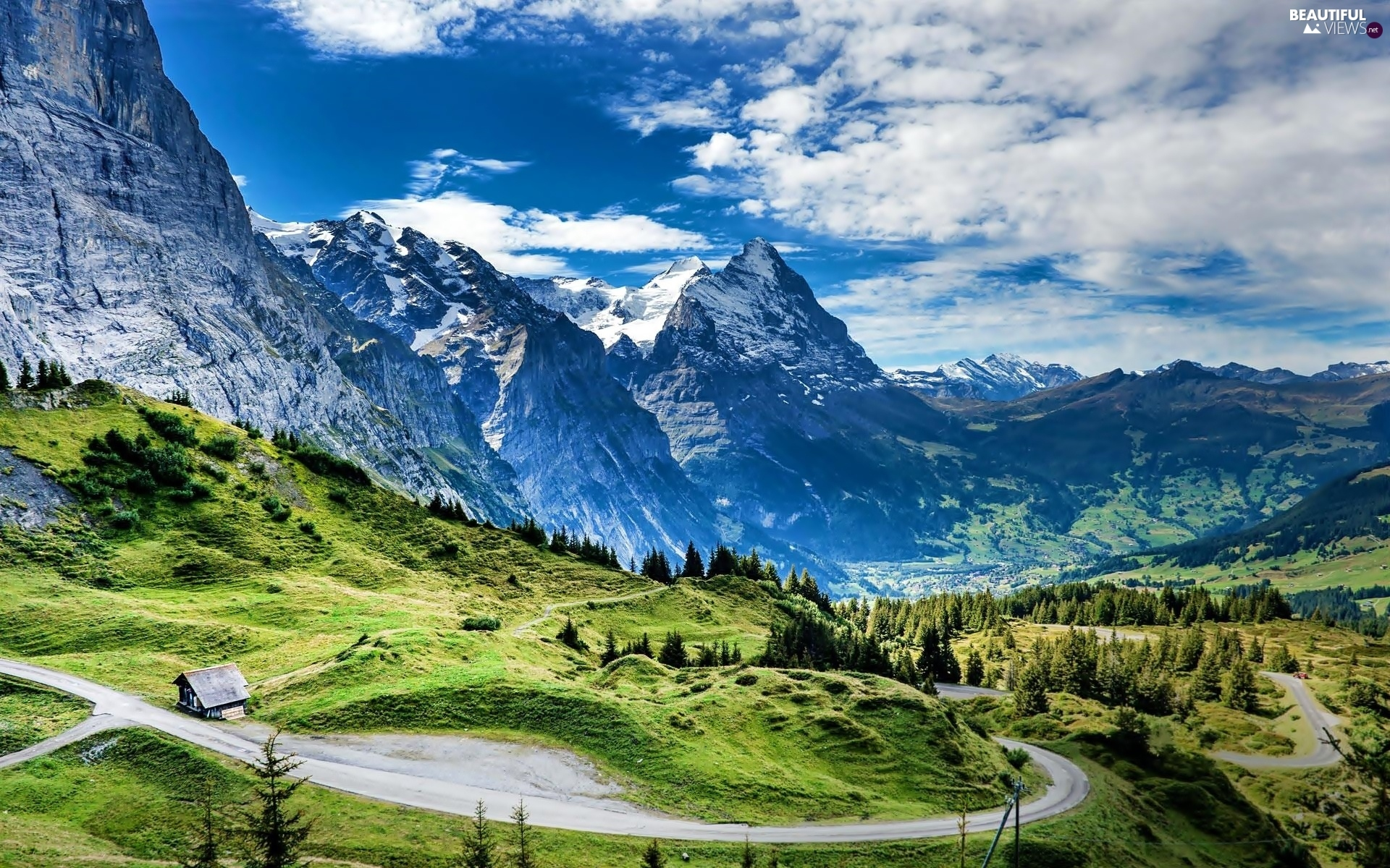 swiss alps retina wallpaper