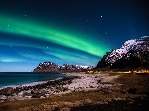 aurora polaris, Coast