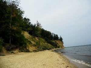 Gdynia, cliff, Beaches, Or?owo