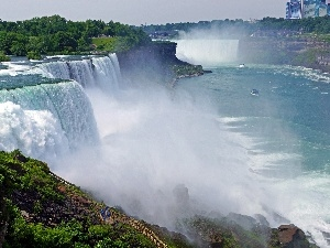 waterfall, Niagara Falls