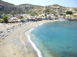 Greece, Beaches, Crete