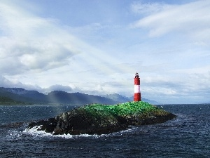 Islet, Lighthouse, maritime