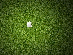 Meadow, Apple, logo