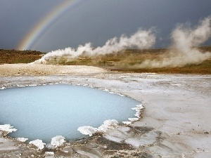 geyser, Great Rainbows