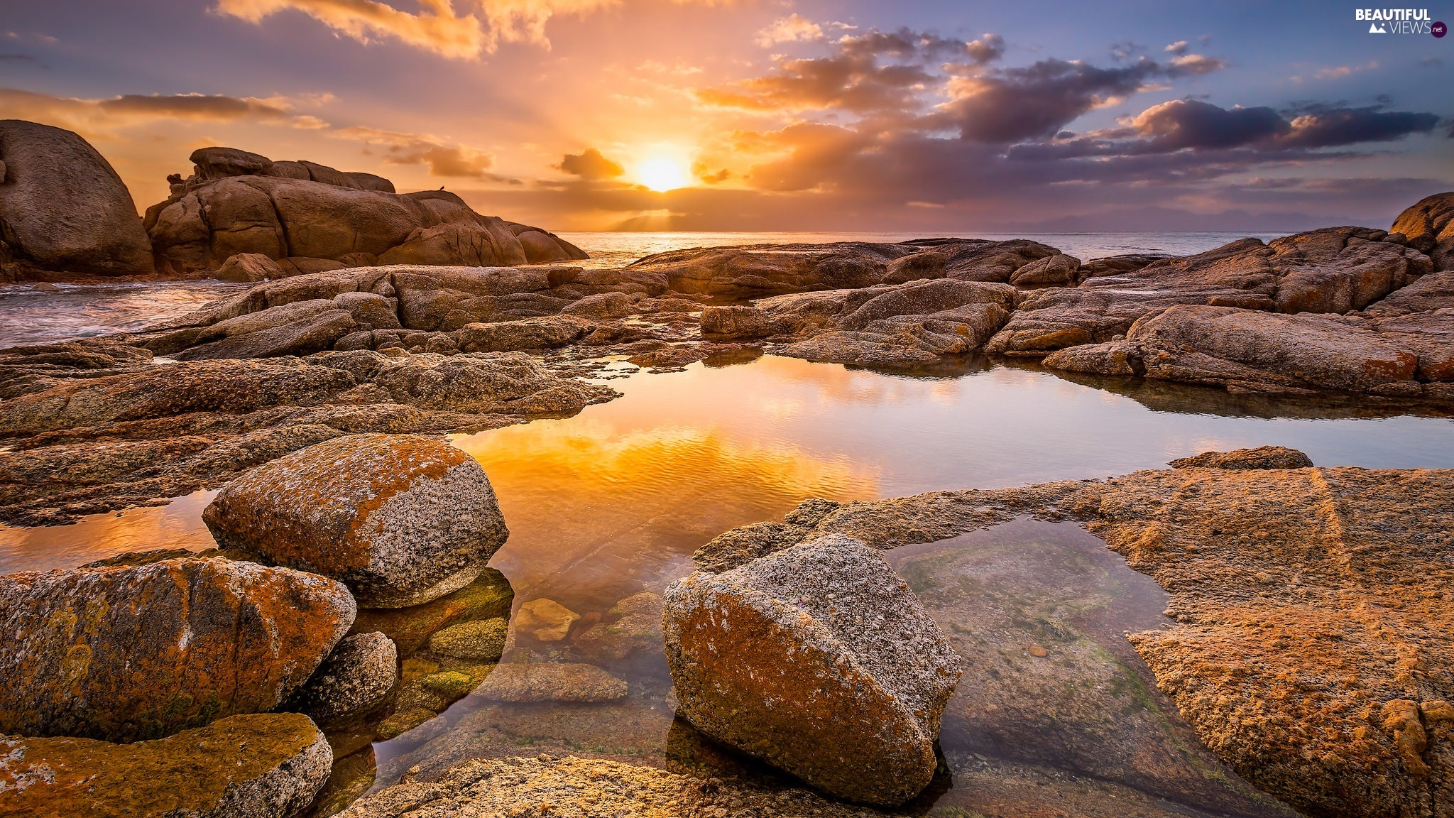 Boulders beach south africa sea stones great sunsets cape boulders beach south africa sea stones great sunsets cape peninsula publicscrutiny Images